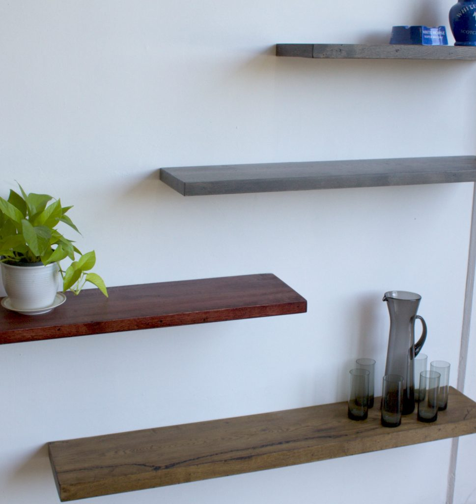 Floating Shelves Timber Shelving Decorative Oak Shelves